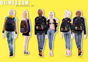 Сумочки, чемоданы, рюкзаки - Страница 4 Imag1343
