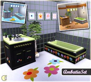 Ванные комнаты (деревенский стиль) Imag1422