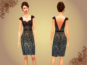Повседневная одежда (платья, туники) Imag1428