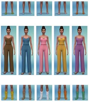 Повседневная одежда (комплекты с брюками, шортами)   Imag1536