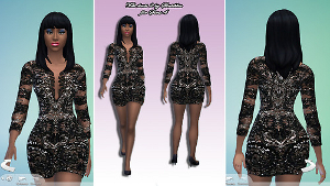 Повседневная одежда (платья, туники) Imag1540