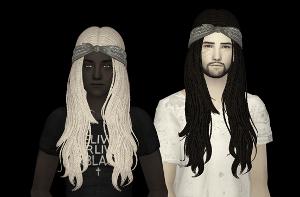 Мужские прически (длинные волосы) - Страница 4 Imag1575