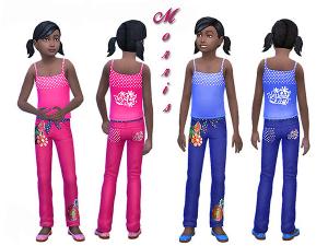 Для детей (комплекты с брюками, шортами) Imag1598