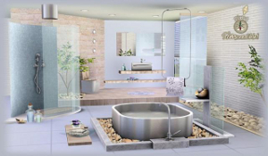 Ванные комнаты (модерн) - Страница 9 Imag1646