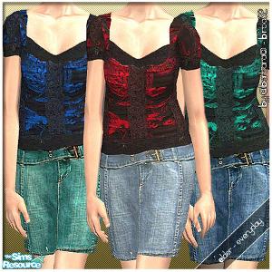 Повседневная одежда - Страница 6 Imag1693