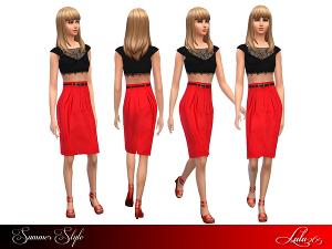 Повседневная одежда (платья, туники)  Imag1719