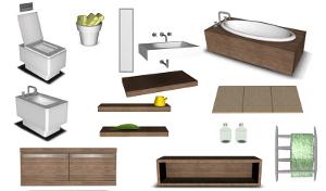Ванные комнаты (модерн) - Страница 9 Imag1763