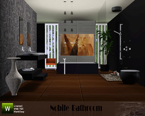 Ванные комнаты (модерн) - Страница 9 Imag1784