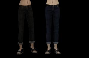 Повседневная одежда (юбки, брюки, шорты) - Страница 4 Image113