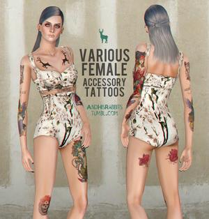 Татуировки - Страница 15 Image241