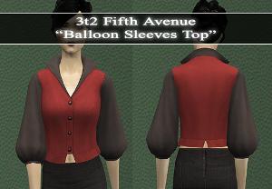 Повседневная одежда (топы, блузы, рубашки) - Страница 5 Image302