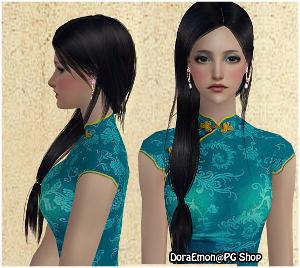 Женские прически (длинные волосы) - Страница 3 Image347
