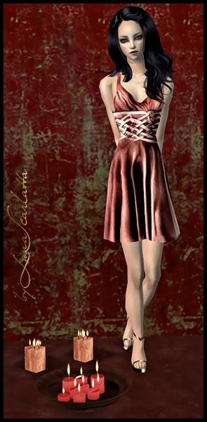 Повседневная одежда (платья, туники, комплекты с юбками) - Страница 2 Image407