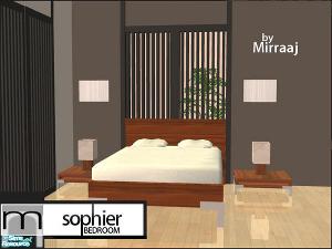 Спальни, кровати (модерн) - Страница 4 Image412