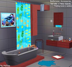 Ванные комнаты (модерн) Image422