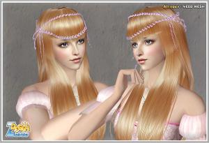 Женские прически (длинные волосы) - Страница 3 Image429