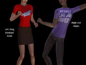 Повседневная одежда (топы, блузы, рубашки) - Страница 5 Image448