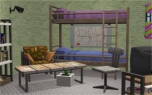 Комнаты для детей и подростков - Страница 7 Image501