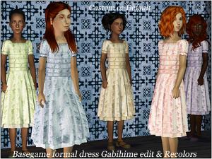 Для детей (формальная одежда) - Страница 4 Image560