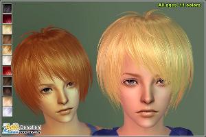 Мужские прически (короткие волосы, стрижки) Image566