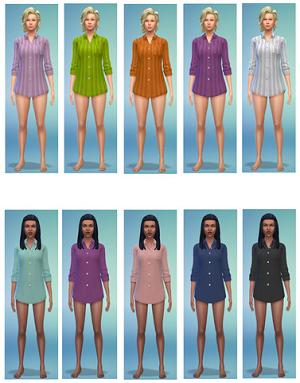 Нижнее белье, пижамы, купальники Image582