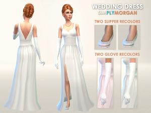 Формальная одежда, свадебные наряды Image637