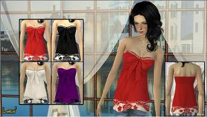Повседневная одежда (топы, блузы, рубашки) - Страница 5 Image638