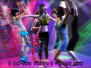 Танцевальные позы - Страница 2 Image735