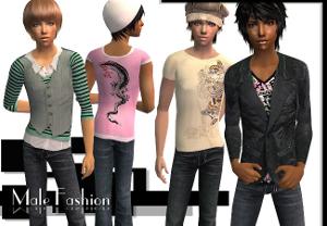 Повседневная одежда - Страница 5 Image742