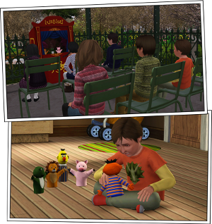 Различные объекты для детей - Страница 6 Image768