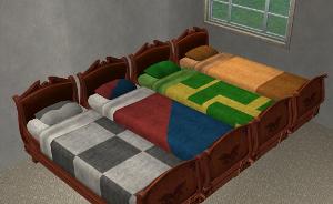 Постельное белье, одеяла, подушки, ширмы - Страница 5 Image795
