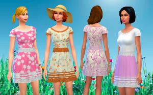 Повседневная одежда (платья, туники) - Страница 2 Image839