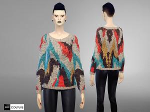 Повседневная одежда (топы, рубашки, свитера) Image859