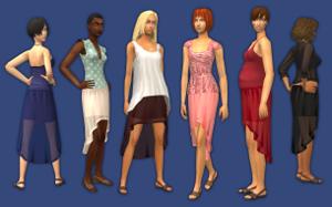Повседневная одежда (юбки, брюки, шорты) - Страница 4 Image903