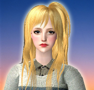 Женские прически (длинные волосы) - Страница 3 Image958