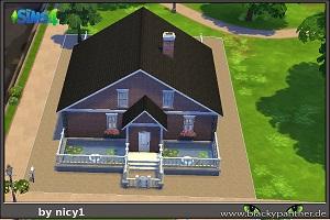 Жилые дома (коттеджи) Light140