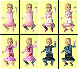Одежда для младенцев (дефолты) - Страница 5 Light189