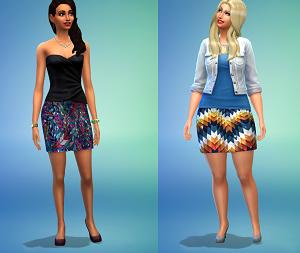 Повседневная одежда (юбки, брюки, шорты) Light205