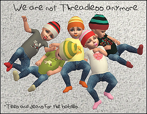 Одежда для младенцев (дефолты) - Страница 6 Light212