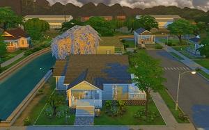 Жилые дома (коттеджи) Light215