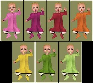 Одежда для младенцев (дефолты) - Страница 6 Light247