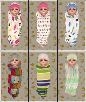 Одежда для младенцев (дефолты) - Страница 6 Light273