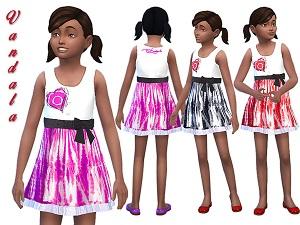Для детей (платья, туники, комлекты с юбками) Light304