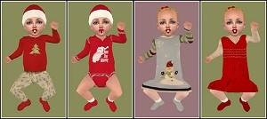 Одежда для младенцев (дефолты) - Страница 6 Light314