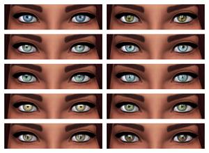 Глаза Light319