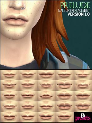 Скинтоны, лица и составляющие Light325