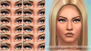 Глаза - Страница 3 Light331