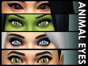 Глаза Light335