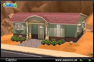 Жилые дома (небольшие домики) Light337