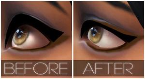 Глаза - Страница 3 Light344